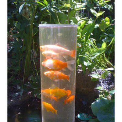 Fisktorn 100 cm + sockel ca 20 cm