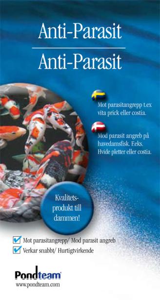 Anti Parasit  fiskmedicin 1 liter