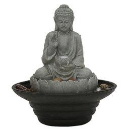 Inomhusfontän PT Buddha m skål